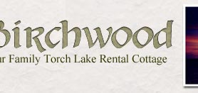 Torch Lake Rental Cottage